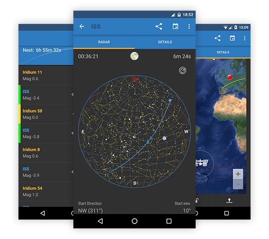 radar detector app android